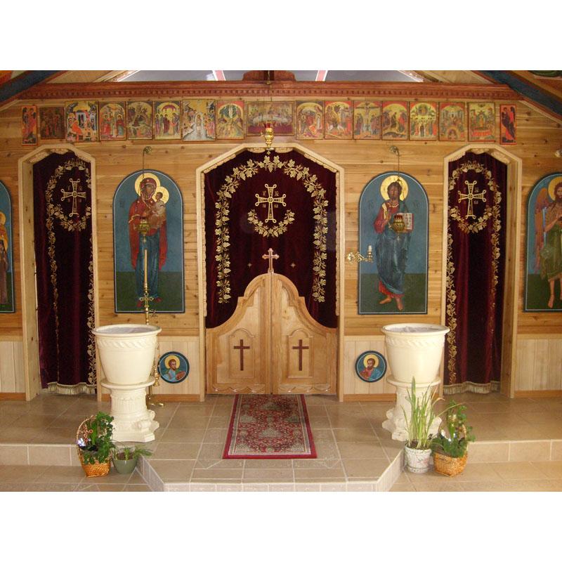 Royal Doors  sc 1 st  Holy Archangel Candles & Royal Doors \u2013 Holy Archangel Liturgical Supply