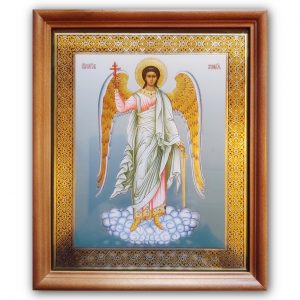 Saint Michael Angel Small Folding//standing//pocket//car Icon